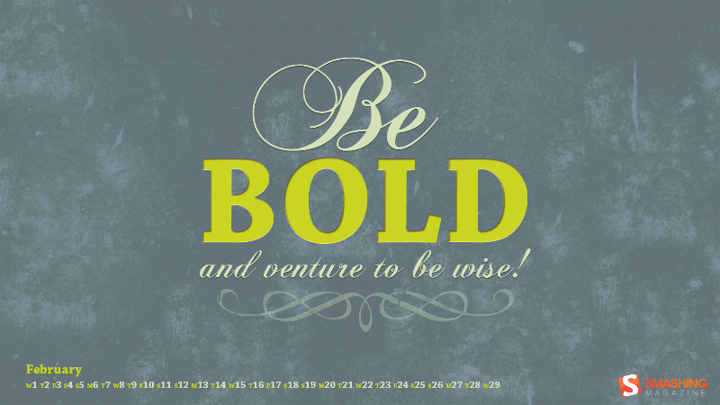 Bold  Designed - by Elisabetta Borseti from Italy.